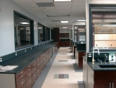 Healthcare Lab Steel Casework