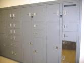 Temporary Evidence Lockers for Evidence Storage