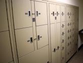 Bank of Temporary Evidence Lockers
