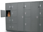 Law Enforcement Storage Temporary Evidence Lockers