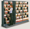 Bi-File Sliding Shelving | EasyStor Lateral Storage System